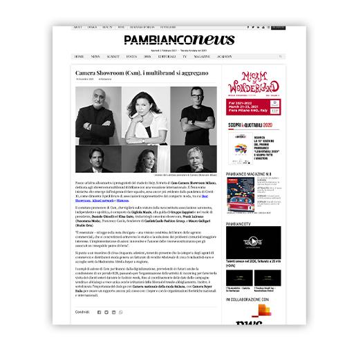 PAMBIANCONEWS.COM DICEMBRE 2020